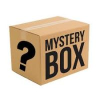 Mystery boxes with tarantulas